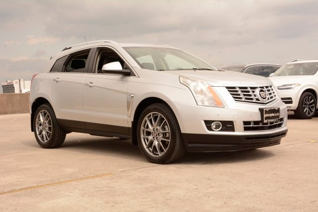 Pre Owned 2017 Cadillac Srx Performance