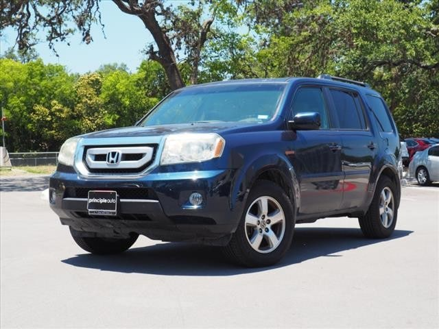 2010 Honda Pilot For Sale >> Pre Owned 2010 Honda Pilot Ex L Suv For Sale Ab017183t