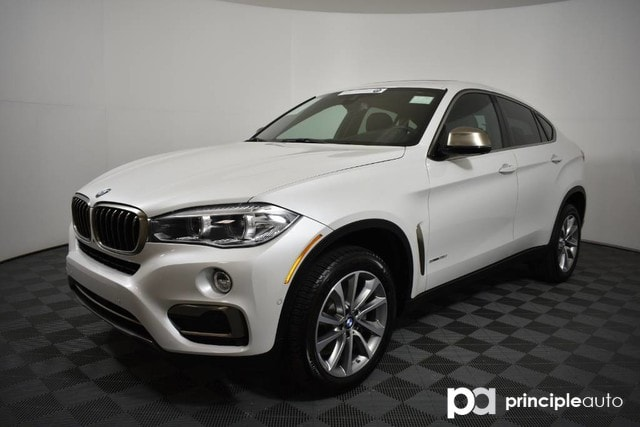 Certified Pre Owned 2019 Bmw X6 Sdrive35i W Premium Convenience 4x2 Sav