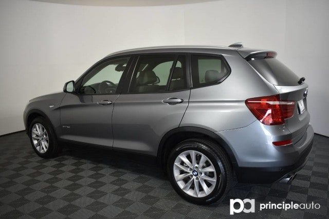Certified Pre Owned 2015 Bmw X3 Sdrive28i W Premium Driving Assist Technology 4x2 Sav