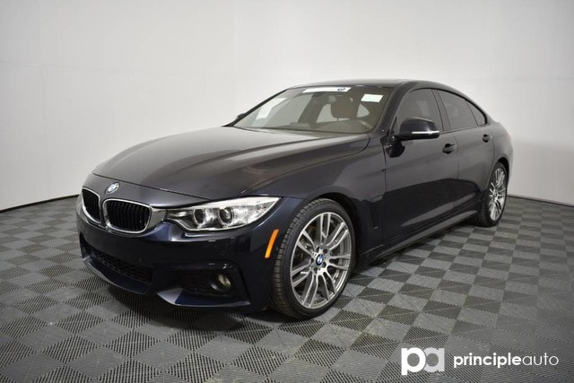 Certified Pre Owned 2016 Bmw 428i Gran Coupe W M Sport Drivnig