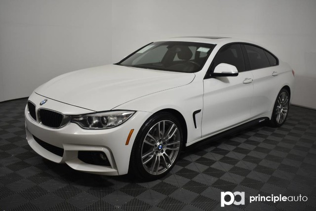 2016 BMW 428I >> Pre Owned 2016 Bmw 428i Gran Coupe 428i W M Sport Rear Wheel Drive Gran Coupe