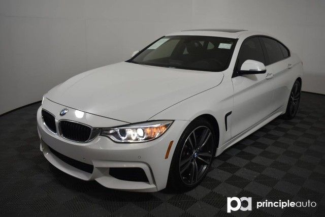 2016 BMW 428I >> Pre Owned 2016 Bmw 428i Gran Coupe 428i W M Sport Premium Driving Assist Rear Wheel Drive Gran Coupe