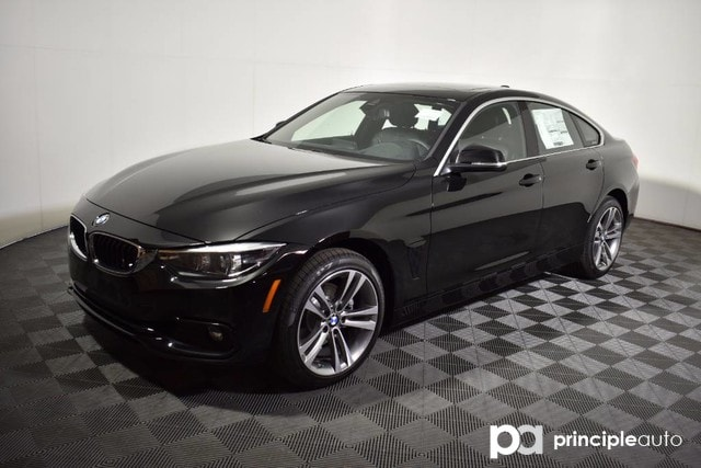 Certified Pre Owned 2018 Bmw 430i Gran Coupe Xdrive