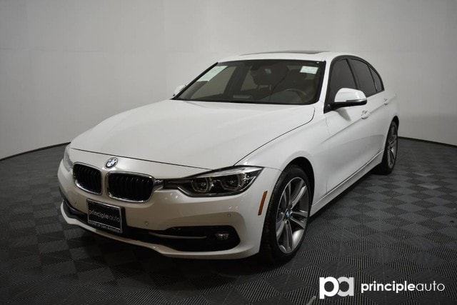Certified Pre Owned 2016 Bmw 328i