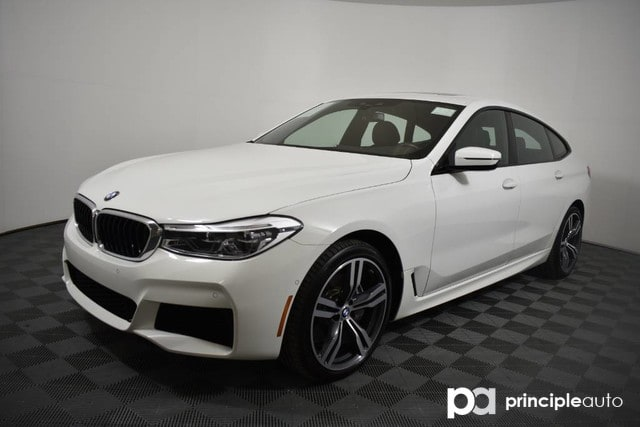 Certified Pre Owned 2019 Bmw 640i Gt 640i Xdrive W M Sport Awd