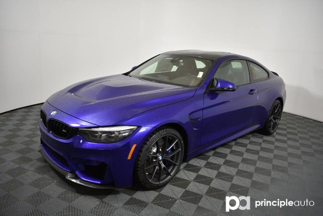 BMW M4 Coupe >> New 2020 Bmw M4 Coupe Cs With Navigation