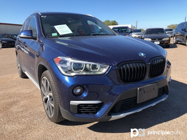Certified Pre Owned 2017 Bmw X1 Sdrive28i Front Wheel Drive Sav