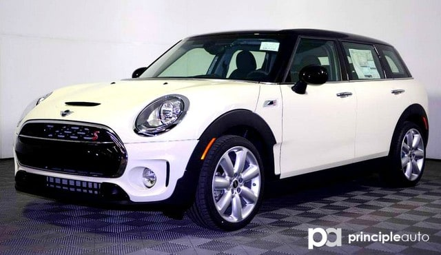 Certified Pre Owned 2019 Mini Clubman Cooper S Signature Wagon For