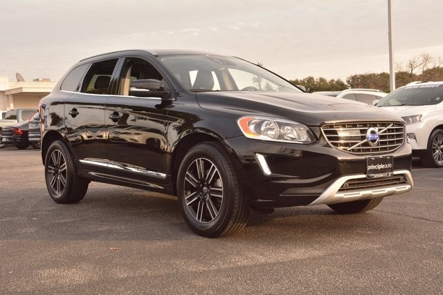 Certified Pre Owned 2017 Volvo Xc60 T5 Dynamic Suv For Sale