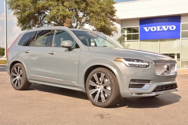 6 Passenger Suv >> New 2020 Volvo Xc90 T6 Inscription 6 Passenger Awd
