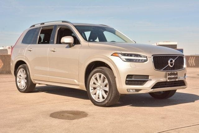 Certified Pre Owned 2018 Volvo Xc90 Momentum
