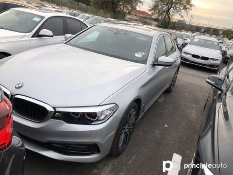 Certified Pre Owned 2018 Bmw 540i 540i W Premium Driving Assist